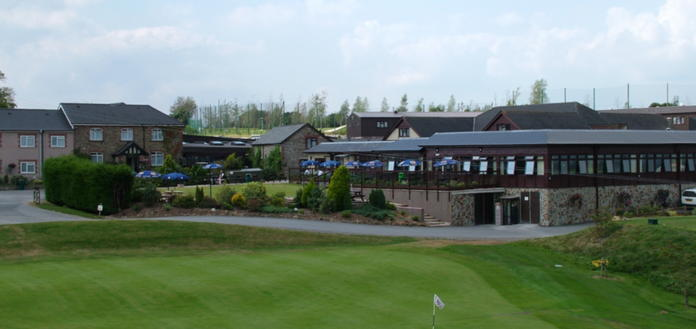 The uk's largest golf resort